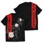 Inosuke Hashibira Unisex T-Shirt Official Demon Slayer Merch