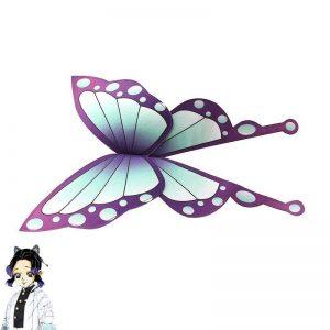 Demon Slayer Cosplay  Shinobu Kocho Butterfly Hair Clip Default Title Official Demon Slayer Merch