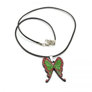 Demon Slayer Necklace  Kanao Butterfly Default Title Official Demon Slayer Merch