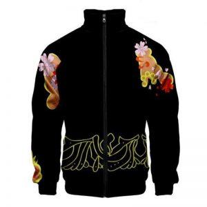 Demon Slayer Jacket  Lady Muzan Pattern XXS Official Demon Slayer Merch