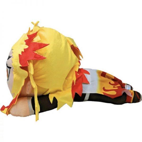 Demon Slayer Rengoku KyoujurouPlush Toy Soft Stuffed Pillow Doll 40cm Gift For Children 2 - Demon Slayer Shop
