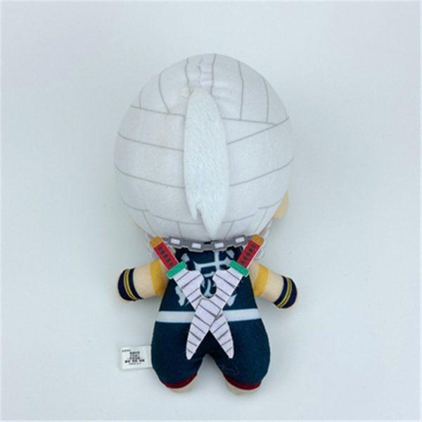 Takerlama 1PCS 16cm Anime Plush Doll Demon Slayer Kimetsu no Yaiba Uzui Tengen Plush Pendant Toys 3 - Demon Slayer Shop